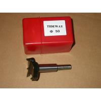 Buy cheap Hinge boring bit with heat treatmen steel body for making through holes from wholesalers
