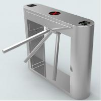 Buy cheap Electronic Access Control Rfid Turnstile Barrier With Smart Card from wholesalers