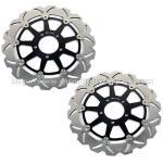 Buy cheap Front TL1000R GSX1400 Brake Discs, 320mm Outside Diameter Suzuki Brake Discs from wholesalers