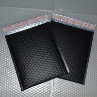Buy cheap 2015 Custom black poly bubble envelopes from wholesalers