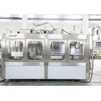 Buy cheap Manufacturers 3 In 1 Glass Bottle Wine Washing Filling Capping Machine Beer Alcoholic beverage Bottling Line from wholesalers