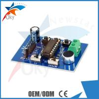 Buy cheap module for Arduino ISD1820 Recording Module Voice Module , Telediphone Module Board With Microphones from wholesalers