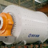 Buy cheap 2700*4500 Mineral Ore Grinding Ball Mills Gold Ball Mill Machine from wholesalers