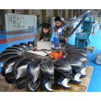 Buy cheap 2MW High Water Head Two Nozzles Pelton Turbine for Hydro Power Plant from wholesalers