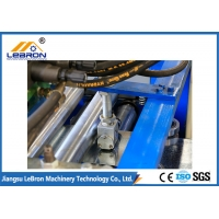 Buy cheap 1250mm OD 3.2mm C Z Purlin Roll Forming Machine 20m/Min Output from wholesalers