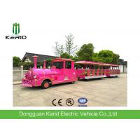Buy cheap Classic Design 42 Passengers Electric Mall Train With Colorful Body Appearance from wholesalers
