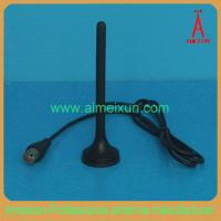 Buy cheap 174-230/470-862MHz 3dBi DVB-T magnetic base antenna for Automotive mobile communications from wholesalers
