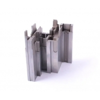 Buy cheap ISO9001 Approved 0.002mm Precision Injection Mold Parts from wholesalers