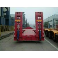 Buy cheap Fuwa 60 Ton Extendable Heavy Duty Semi Trailers 13 Ton  13000*3000*1650mm from wholesalers