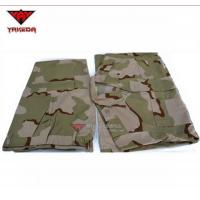Buy cheap Custom Camouflage Military Uniforms Waterproof Rip - Stop For Workwear from wholesalers