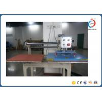 Buy cheap Pneumatic Fully Automatic Heat Press Machine With Dual Working Bench from wholesalers
