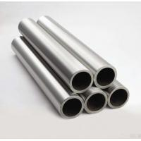 Buy cheap Round Shape Nickel Based Alloys Seamless Tube Incoloy 800 / 800H / 800HT from wholesalers
