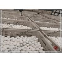 Buy cheap High Alumina Ceramic Grinding Media Ball With High Efficiency Mineral Powder from wholesalers