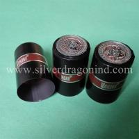 Buy cheap PVC shrink capsules for wine bottle use from wholesalers