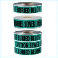 Buy cheap Electrical Detectable Warning Tape from wholesalers