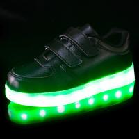 Buy cheap Light Up Shoes Kids Black High from wholesalers