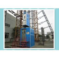 Buy cheap Custom Electric Hydraulic Industrial Elevator Lift With 350kg - 2700kg Capacity from wholesalers