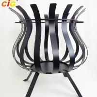 Buy cheap Cauldron BBQ 360mm Diameter Fire Place,Outdoor BBQ Round Fire Place product