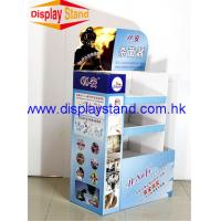 Buy cheap Retail Paper Cardboard Retail Display Stand at Super Markets from wholesalers