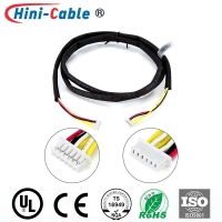 Buy cheap 6Pin Female To Female 1.25mm Electronic Wiring Harness from wholesalers