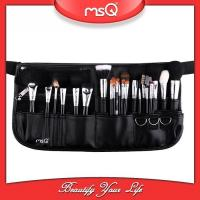 Buy cheap 2017 Fashion MSQ Professional High quality 25pcs makeup tool brush set with belt cases from wholesalers