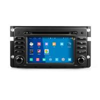 Buy cheap 7 2din android car dvd android 4.4.4 HD 1024*600 for Benz Smart 2010 with 4 Core CPU, Mirror link from wholesalers
