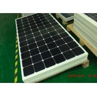 Buy cheap ISO Plant High Efficiency Solar Panels 100W High Transmission Low Iron Tempered Glass from wholesalers