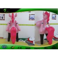 Buy cheap Standing Pink Sex Toy Inflatable Cartoon Characters For Entertainment from wholesalers