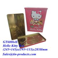 Buy cheap Online Buy Wholesale Blank Tin Bucket from China, Blank food tin boxes wholesalers|Goldentinbox.com from wholesalers