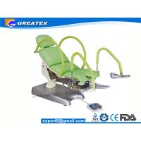 Buy cheap Clinic / Hospital Gynecological Chair with a foot control and Waterproof cushion from wholesalers