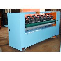 Buy cheap high speed corrugated paperboard slitting scoring creasing machine from wholesalers