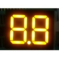 Buy cheap Self - Luminous LED Segment Display , NO 4165 Led Counter Display Wide Viewing Angle from wholesalers