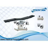 Buy cheap Hand Drive Ophthalmic Surgical Operating Table Stainless Steel Chassis And Platform from wholesalers