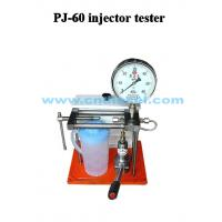 Buy cheap Diesel fuel injector tester nozzle tester PJ-60 from wholesalers