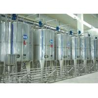 Buy cheap 3000L / H Drinking Mineral Pure Water Production Line and Filling Machine from wholesalers