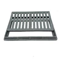 Buy cheap G4575 Composite resin BMC gully grate water perforated strainer 450*750*40mm rainwater gully grid from wholesalers