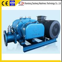 Buy cheap Aquaculture Roots Style Blower / Positive Pressure Twin Lobe Roots Blower from wholesalers