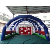 Buy cheap happy hop 0.55mm pvc popular Inflatable Sports Games for rental Inflatables from wholesalers