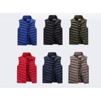 Buy cheap Polyester/ Cotton Work Jackets & Vests For Men Zipper With Twill / Women's Jackets from wholesalers