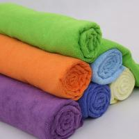 Buy cheap Wholesale high quality promotion microfiber beach towel from wholesalers