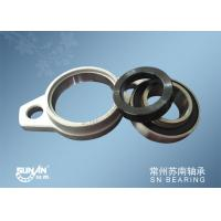 Buy cheap Insert Bearing With Locking Collar / Zinc Alloy Pillow Bearing for Hoisting machinery UFL006 from wholesalers