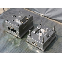 Buy cheap Matt Finishing S50C H13 Abs Plastic Injection Molding from wholesalers