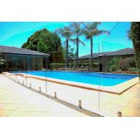 Buy cheap Fully Frameless Glass Pool Fencing from wholesalers