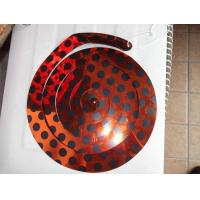Buy cheap 180-250micron PVC Metallized Film, 180micron Spangle Sequin Film from wholesalers