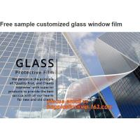 Buy cheap clear tint window car glass film for Auto Security protective film roll,Ultra clear PET film, acrylic coated pet film, P from wholesalers