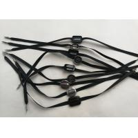 Buy cheap Bespoke Garment Security Tag Aluminum Metal Material Double Ends Strings from wholesalers