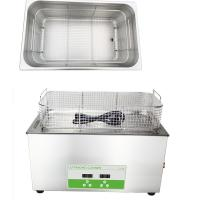 Buy cheap Surgical And Beauty Instruments Dual-Frequency Heating Ultrasonic Cleaner from wholesalers