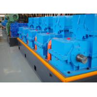 Buy cheap High Speed Efficiency Capacity ERW Pipe Mill Round & Square Pipe Tube Mill Line from wholesalers