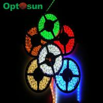 Buy cheap Decorating 12V SMD 5050 LED Strip Light , 30LEDs Per Meter RGB Led Rope Light from wholesalers