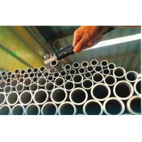Buy cheap GR1 GR2 GR7 GR9 GR12 Seamless Titanium Pipe For Chemical With ASTMB861 / ASTM338 Standard from wholesalers